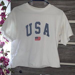 John Galt/Brandy Melville USA shirt